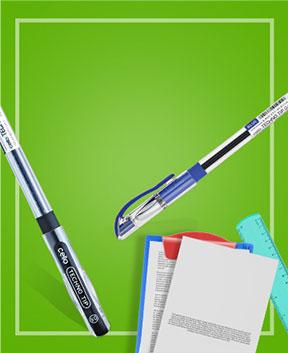 Cello Techno Tip Pen : Perfect exam partner