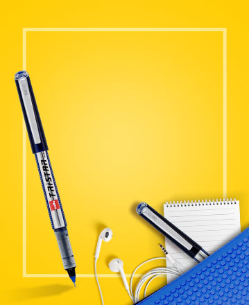 Cello Trister Pen : Write thrice as much with these pens